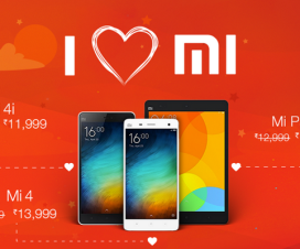 mi 4i best price in Amazon