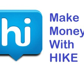 Hike make money free recharge