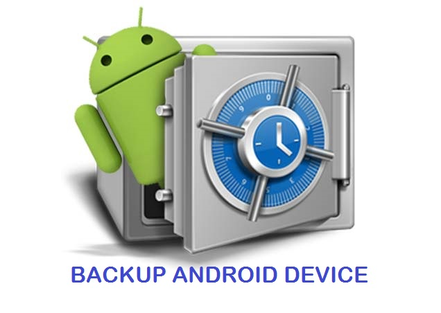 Backup-Android-Device