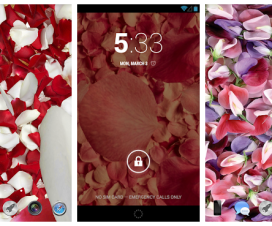 petals 3d live wallpapers download