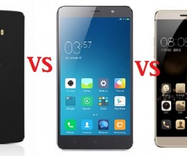Lenovo K4 Note vs Redmi Note 3 vs Coolpad Max