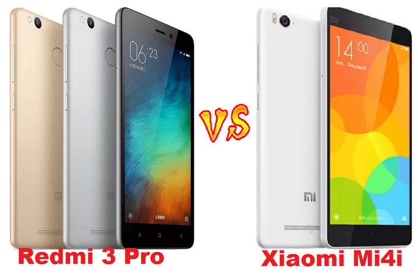 come across xiaomi mi4 vs xiaomi redmi 3 there tougher federal