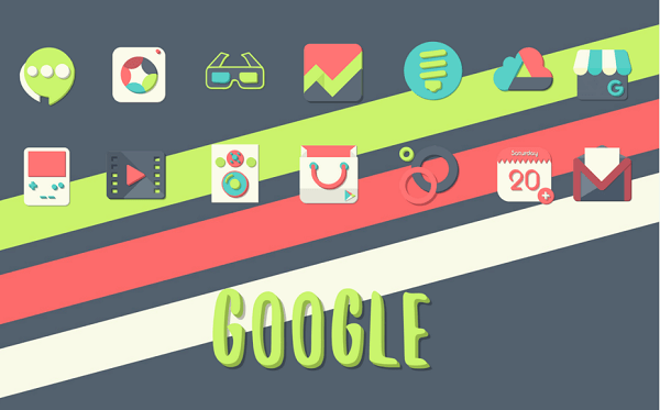 bayside icon pack apk