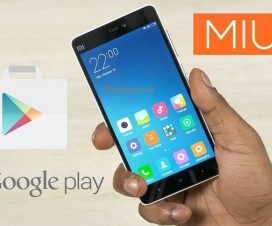 how to install play store on mi 5