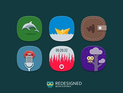 beluk icon pack apk