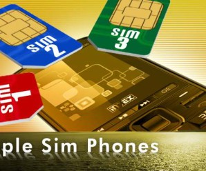 Triple SIM Smartphones India