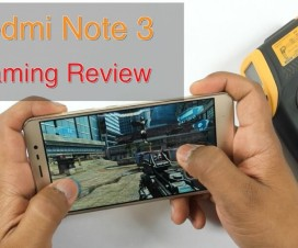 Xiaomi Redmi Note 3 Gaming review