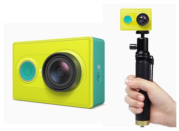 xiaomi yi action camera  release date features