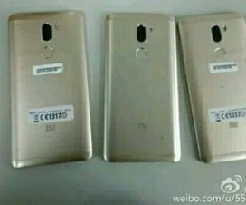 Redmi Note 4 pictures surfaced online