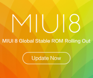 MIUI 8 Global Stable ROM rolling out 1
