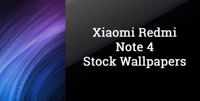 Xiaomi Wallpapers Hd: Download Redmi Note 4 Stock Wallpapers [Full HD]