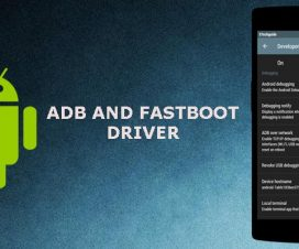 ADB and Fastboot tools download