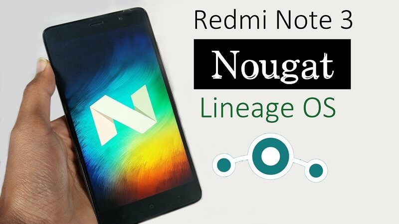 Install Android Nougat 7 0 Update For Redmi Note 4: Download & Install Android 7.1.1 Nougat Based Lineage OS