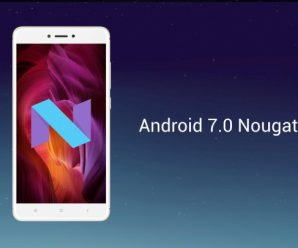 Redmi Note 4 Android Nougat download1