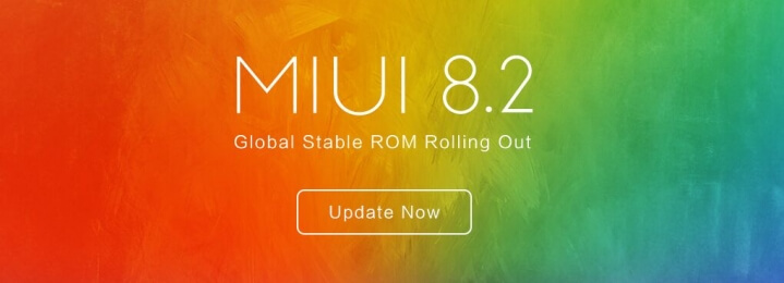 MIUI 8.2 Global Stable ROM download