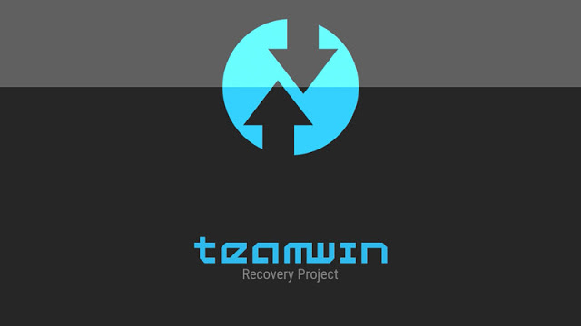 teamwin TWRP recovery-project-twrp-logo