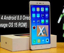 Redmi Note 4 Android 8.0 Oreo download copy