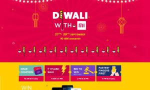 Xiaomi Diwali with Mi offers 2017