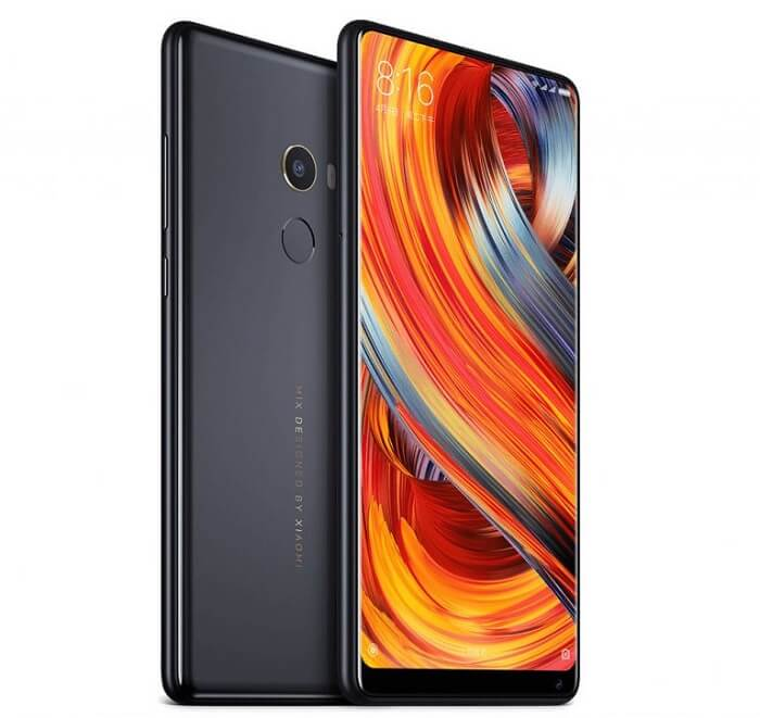 Xiaomi Mi Mix 2 official pic2