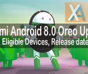 Xiaomi Android 8.0 Oreo update eligible devices2