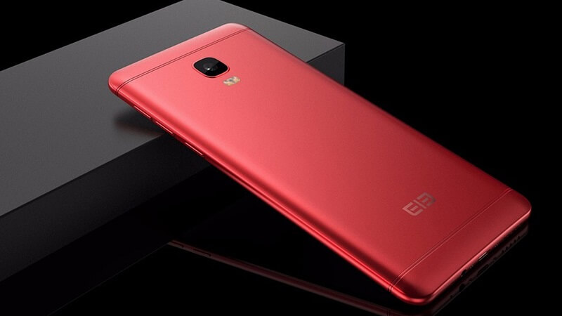 Elephone P8 Max red edition